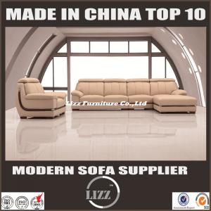 China 2017 New Style Contemporary Sofa with Top Grain Leather(LZ-063) on sale