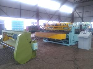China Construction Reinforcing Mesh Welding Machine , Fully Automatic Fencing Machine on sale