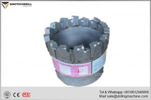 China PDC Drilling Diamond Core Drill Bits For Granite / Coal Mining / Geological Exploration on sale