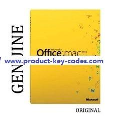 China Home Office MAC 2011 Microsoft Office Product Key Codes For Student on sale