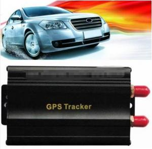 China Automobile Motor GPS Vehicle Tracking Software with Free Monitoring Platform Tk103 on sale
