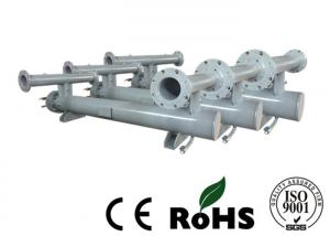 China R404a Shell and Tube Evaporator Heat Exchanger for Industrial Cooling on sale