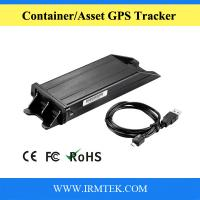 Waterproof GPS Tracker Long Life Battery for Container Trailer, 3G GPS Tracker With Free Tracking Software