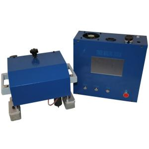 China High Grade Electric Marking Machine , Thorx7 Cntroller Cnc Dot Pin Marking Machine For Metal on sale