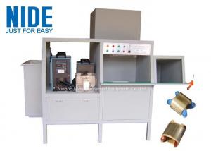 China Two Poles Stator Powder Coating machinery systems With Powder Vibration Device on sale