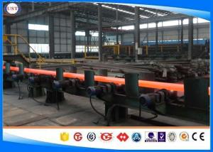 China 20MnV6 / 20MnV Round Steel Tubing , Mechanical Large Diameter Steel Pipe on sale