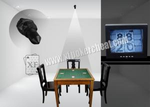 China Black Mini Hidden Spy Infrared Laser Camera Cheating Devices For Casino on sale
