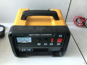 China CT-10, battery charger, automatic car battery charge, suitable for acid-lead battery on sale