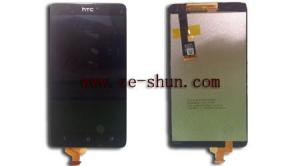 China Black Cell Phone LCD Screen Replacement For HTC T528w One SC on sale