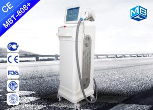 China Big Power portable Laser Diode 808nm / 808 Diode Laser Hair Removal Machine on sale