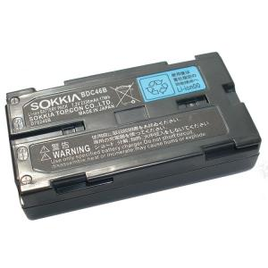 China Lithium Ion 7.2 Volt Battery 2330mah For Sokkia Bdc46b Total Station on sale