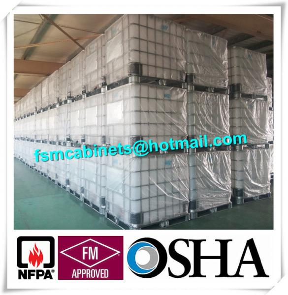 Acid liquid storage container type Flammable Drum Cabinet L IBC