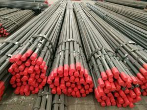 China Blast hole drilling rod R32/R38/T38/T45 rock drill extension rod, drill rod on sale