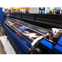 3.2M Inkjet Printer With Two DX5 Micro Piezo Print Head for Flex Banner
