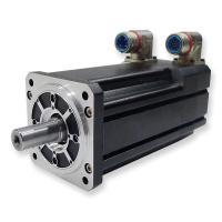 AC 4 Pole Electric Motor , RD Series Brushless Servo Motors 80 mm * 80 mm Square Size