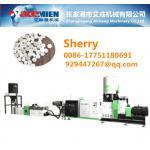 PE HDPE bags film granulation machine pelletizing machine extrusion line recycling line