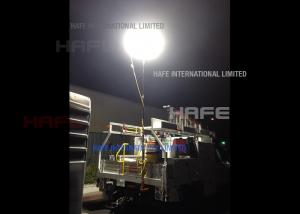China Railway Mining Safety Backpack Balloon Lights In Tungsten Halogen /  LED / HMI on sale