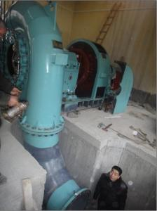 China hydro electrical turbine equipment on sale