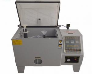 China Digital Electronic Control Salt Spray Test Chamber Artificial - Simulation Maritime Climate on sale