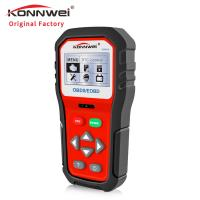 China Commercial Automotive Battery Tester Analyzer Read And Erase Fault Code on sale