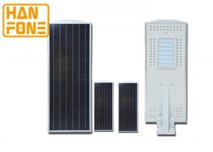 China Dust - Proof 30 Watt Led Solar Garden Led Light With Human Motion Sensor on sale