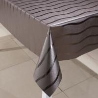 Pvc Metallic Embossed Table Cloth | Table Cover | Furniture Protective Film