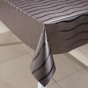 China Pvc Metallic Embossed Table Cloth | Table Cover | Furniture Protective Film on sale