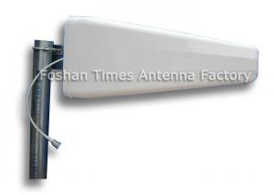 China Lightweight 11dBi LTE 4G Antenna Log Periodic Antenna ABS Moisture Resistance on sale