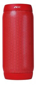 China Outdoor Red / White Pulse LED Bluetooth Speaker With USB TF Card on sale