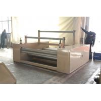 China 機械/綿の梳く機械を作る袋の非編まれた生地 on sale