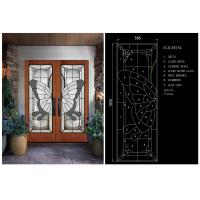 Privacy Glass Slider DoorsFor Home Decor IGCC IGMA Certification