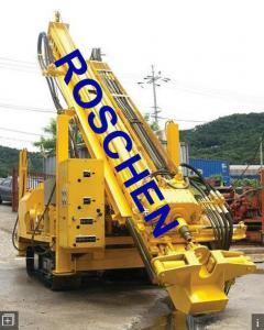 China Rotary Reverse Circulation Drilling Rig Equipment with Diesel Engine Mounted Hydraulic System on sale