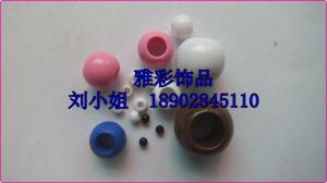 China Plastic beads on sale