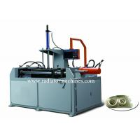 Hydraulic Mechanical Radiator Making Machine for  Aluminum Pipe 8mm Dia