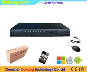 China 24 Channel CCTV Digital Video Recorder H.264 DVR / HD-SDI Hybrid DVR on sale