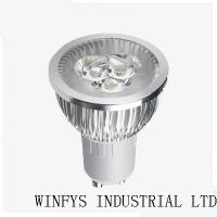 3w led spotlight factory SL-3X1W(G)