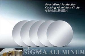 China 1060 Aluminium circle on sale