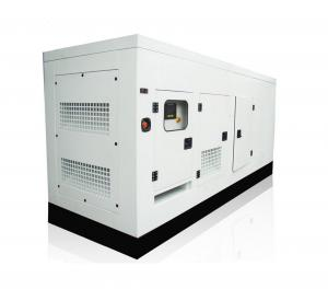 China Standby Power PERKINS Generator Set High Efficiency 169KVA 135KW With Flexible Exhaust Hose on sale