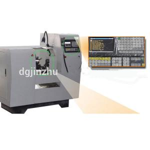 China Efficient Spin Forming Machine , CNC Flow Forming Machine0.01mm Accuracy on sale