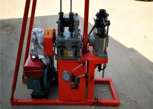 China 30 Meters Depth Geological Exploration Hydraulic Core Drilling Machine on sale
