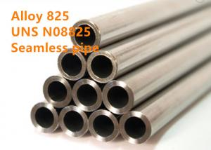China Offshore Oil Gas Production Corrosion Resistant Alloys , High Strength Special Alloys UNS N08825 on sale