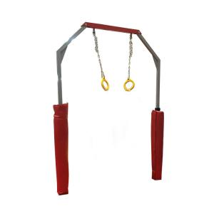 China Anti Static Gymnastics Equipment Bars With Galvanized Steel Pipe Material on sale