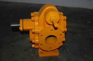 China KCB133.3 electric gear crude oil pump for diesel oil and oily liquid transfer on sale