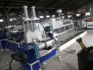 China Los PP/el PE reciclaron la máquina plástica de la protuberancia de la pelotilla de la rafia on sale