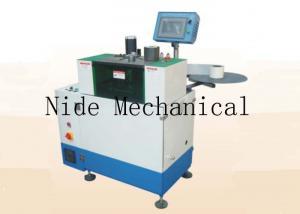 Quality Máquina de introdução de papel da isolação do entalhe da automatização para o estator do motor de indução for sale