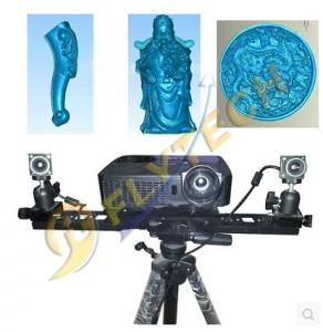 China 3D scanner for status models high precision fast speed supplier