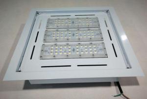 China 200 watt Vintage Outdoor Gas Station LED Light Meanwell AC85 - 265V Oil Station Lighting on sale