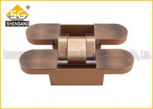 Quality La aleación de cobre antigua 2.a del cinc encubrió las bisagras de puerta resistentes for sale