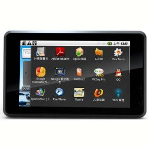 China GSM Phone Call 7 Inch Tablet PC With SIM Card Slot & WiFi Network on sale