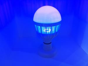 China 2W Mosquito Killer Bulb , Flame Retardant PC , SMD LED Chip , CE Certificate LED Mosquito Killer Lamp on sale